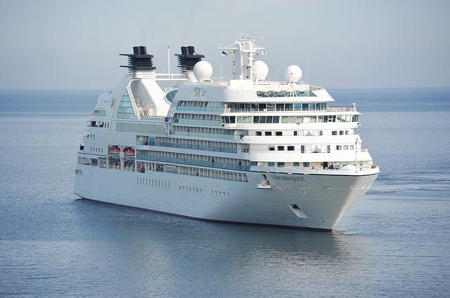 velká výletní loď