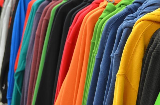 veselé oblečení