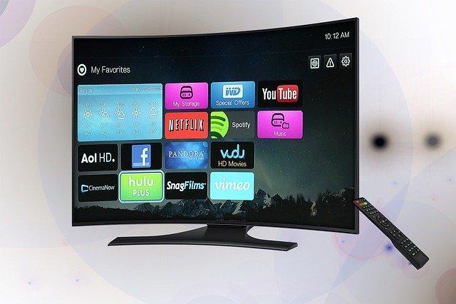 android v televizi