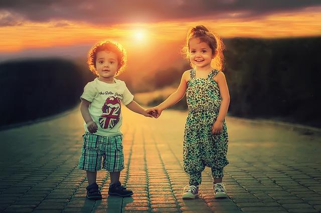 roztomilé dětičky
