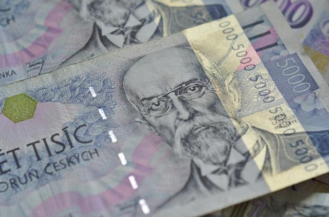 vysoká česká bankovka