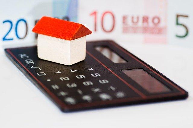 znázornění počítání hypotéky
