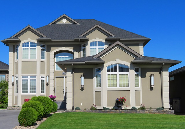 cílem hypotéky je koupě domu